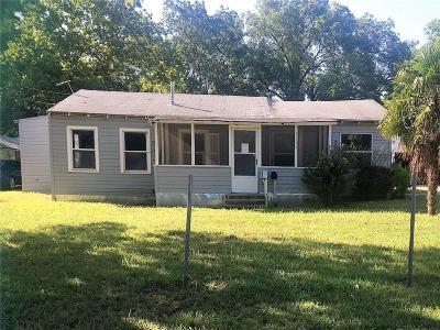 Dallas Single Family Home For Sale: 2159 Arden Road