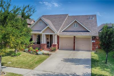 Fort Worth TX Single Family Home For Sale: $288,900