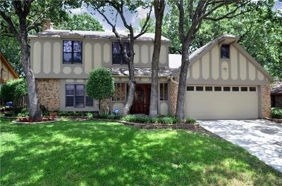 North Richland Hills TX Single Family Home For Sale: $224,900
