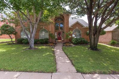 Carrollton Single Family Home For Sale: 3606 Field Stone Drive