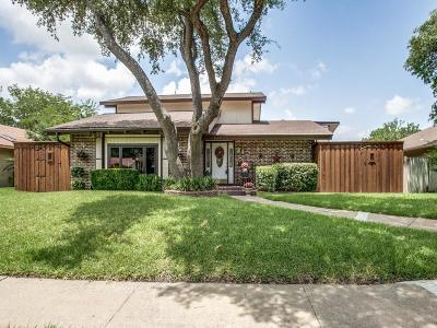 Garland Single Family Home For Sale: 1417 Glouchester Drive