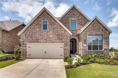 McKinney Single Family Home For Sale: 3925 Ramble Creek