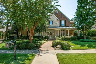 Flower Mound Single Family Home For Sale: 3709 Kinross Court