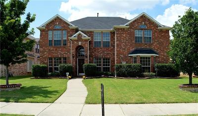 Frisco Single Family Home For Sale: 1347 Patch Grove Drive