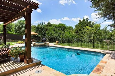 McKinney Single Family Home For Sale: 8612 Grand Haven Lane