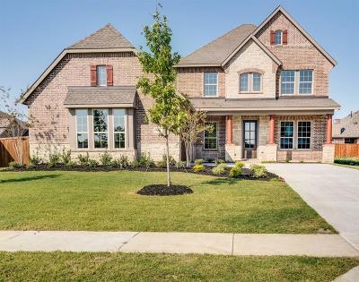 Prosper Single Family Home For Sale: 500 Lake Trail Lane