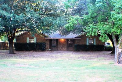 Red Oak Single Family Home For Sale: 109 Sunrise Court