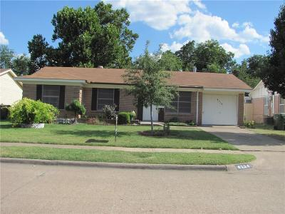 Garland Rental For Rent: 4114 Timberline Drive