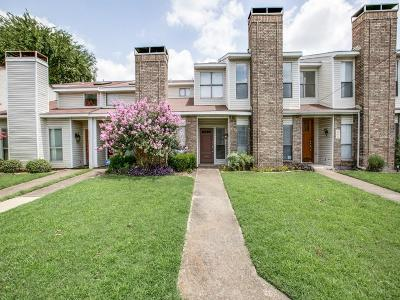 Dallas Townhouse For Sale: 460 Josephine Street