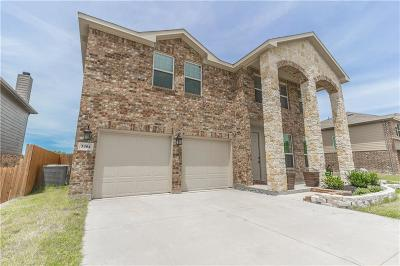 Denton Single Family Home For Sale: 3404 Oceanview Drive