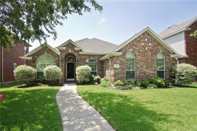 Allen TX Single Family Home For Sale: $305,000