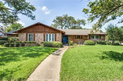 Dallas Single Family Home For Sale: 11475 Cromwell Court
