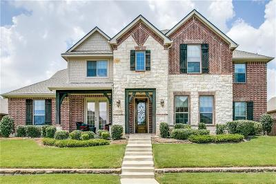 Winding Creek, Winding Creek Estates Single Family Home For Sale: 12905 Spring Hill Drive