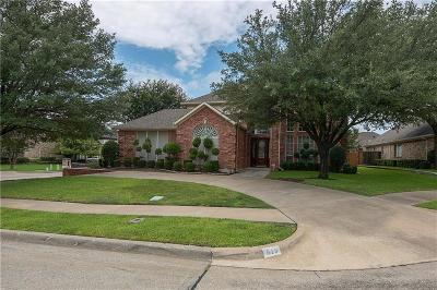 Mesquite Single Family Home For Sale: 619 Creekbend Court