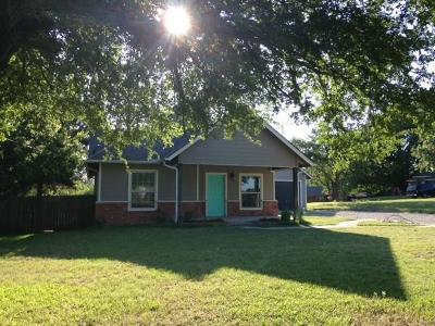 Wise County Single Family Home Active Option Contract: 800 S College Avenue