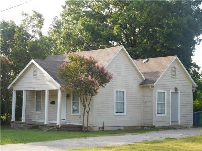 McKinney Single Family Home For Sale: 505 W Erwin Avenue