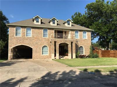 Dallas Single Family Home For Sale: 1316 Casa Vale Drive