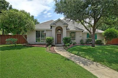Plano Single Family Home For Sale: 3212 Kinlock Court