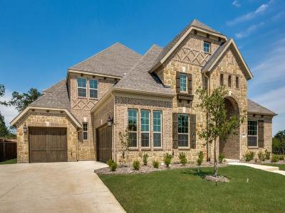 Fort Worth Single Family Home For Sale: 9912 Croswell
