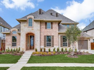 Frisco Single Family Home For Sale: 2352 Cutting Horse