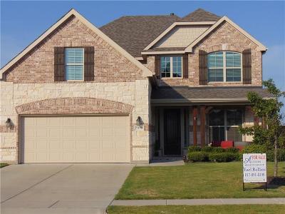 Grand Prairie Single Family Home For Sale: 7270 Mirada Street
