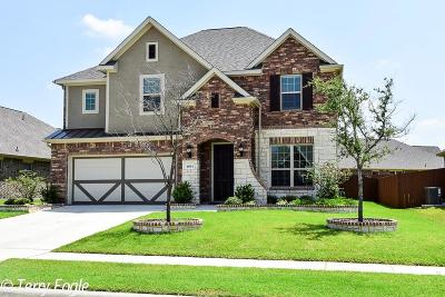 McKinney Single Family Home For Sale: 4004 Eaton Park Drive