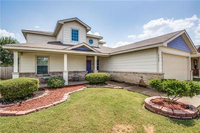 Mckinney Single Family Home For Sale: 9609 Woodrow Wilson Drive