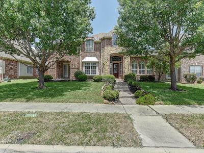 Allen TX Single Family Home For Sale: $450,000