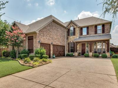 Keller Single Family Home For Sale: 2116 Alma Drive