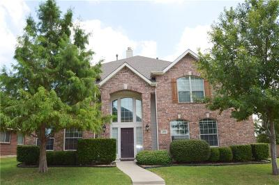 Lewisville Single Family Home For Sale: 1201 McMahan Drive