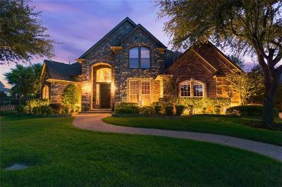 McKinney Single Family Home For Sale: 1612 Savannah Drive