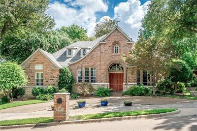 McKinney Single Family Home Active Contingent: 2603 West Point