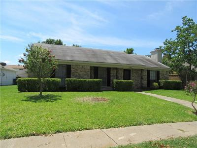 Garland Rental For Rent: 2709 Riviera Drive