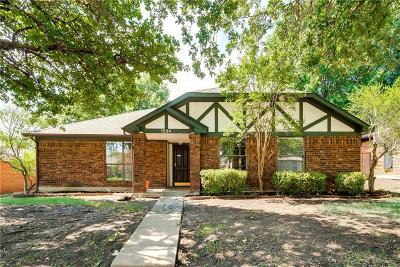 Lewisville Single Family Home For Sale: 1534 Winter Park Lane