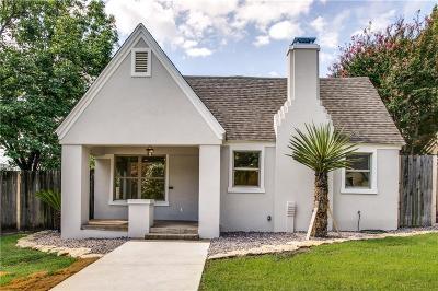 Monticello Add Single Family Home For Sale: 3501 W 6th Street