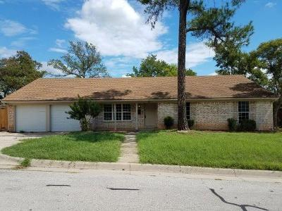 North Richland Hills Single Family Home For Sale: 3432 Willowcrest Drive
