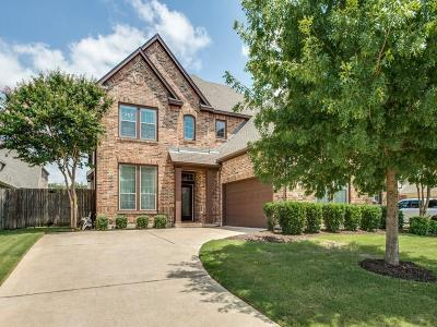 Allen Single Family Home Active Option Contract: 1807 Goodnight Lane