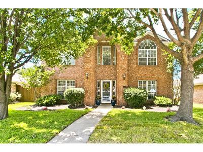 Allen TX Single Family Home For Sale: $315,000