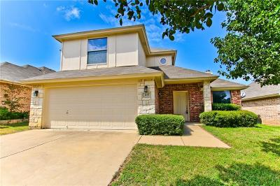 Hurst Single Family Home For Sale: 309 Grace Circle