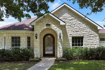 Frisco Single Family Home For Sale: 8585 Pebblebrook Drive