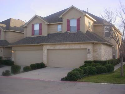 Euless Townhouse Active Option Contract: 508 Jamboree Way