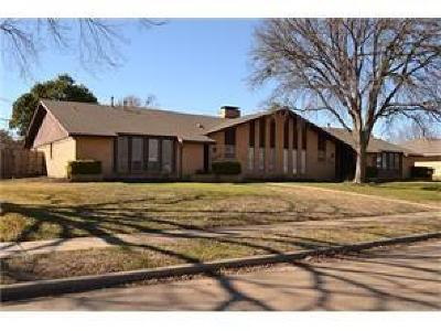 Richardson Rental For Rent: 2713 Forest Grove Drive