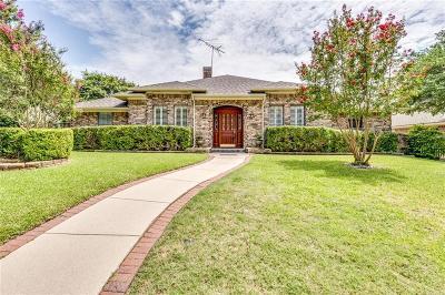 Dallas Single Family Home For Sale: 10008 Silvertree Drive