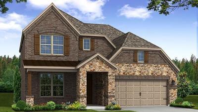 McKinney Single Family Home For Sale: 5401 Delta Blush Lane