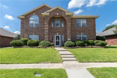 McKinney Single Family Home For Sale: 4824 Monte Vista Lane