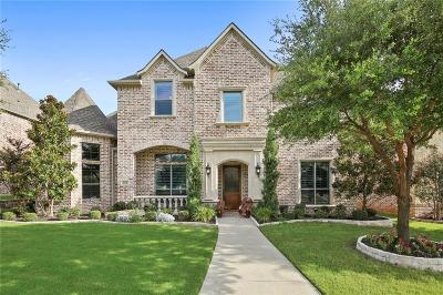 Frisco Single Family Home For Sale: 3529 Crossbow Drive