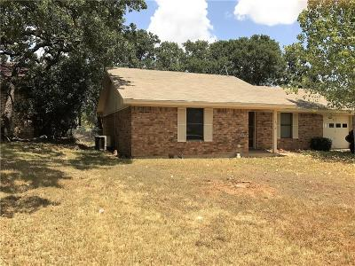 Mineral Wells TX Single Family Home Active Option Contract: $88,000