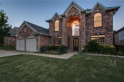 Garland Single Family Home For Sale: 6901 Clear Springs Parkway