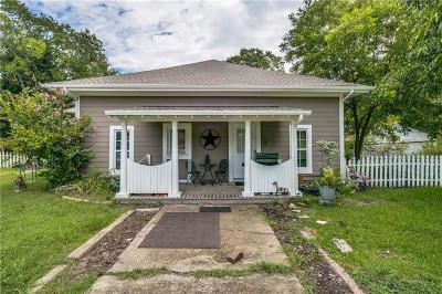 Forney Single Family Home For Sale: 309 Border Street