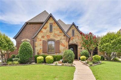 Mansfield Single Family Home For Sale: 2204 Stonebridge Lane